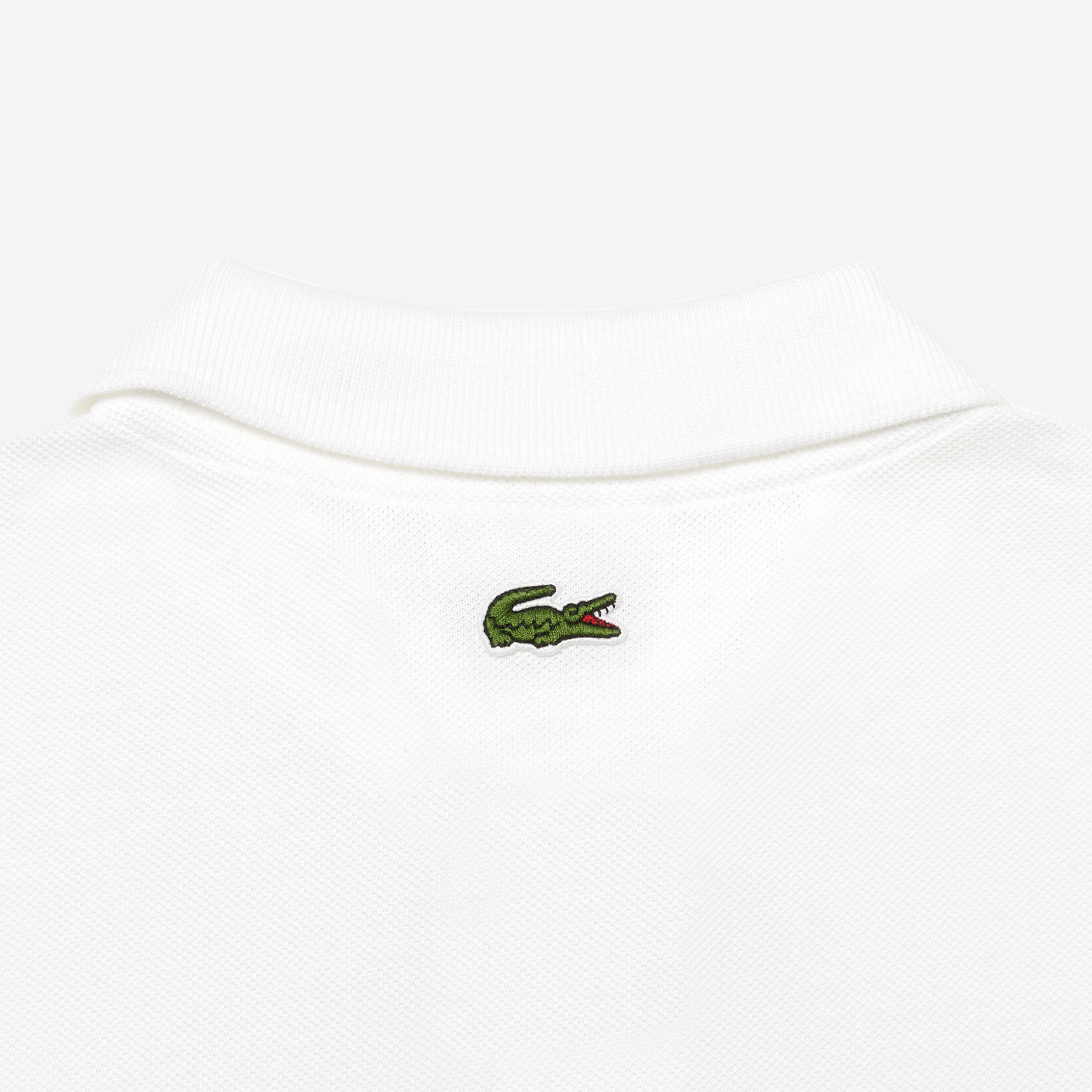 Lacoste x IUCN Save Our Species Polo Close-up