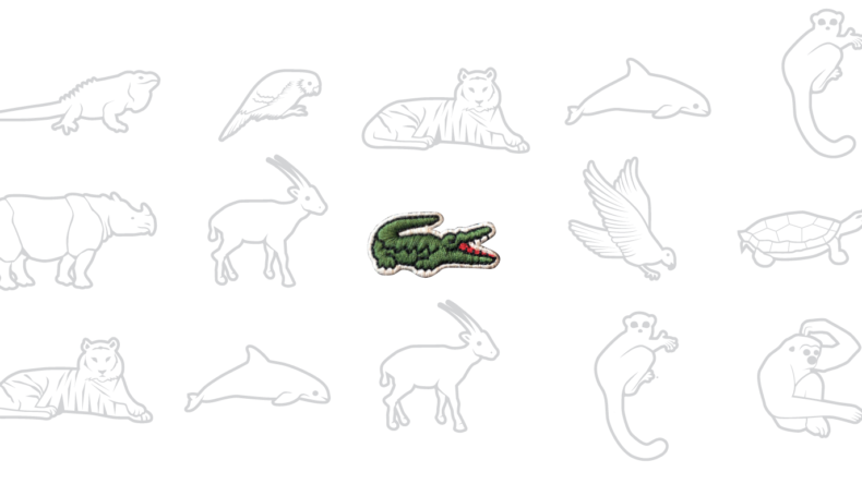 Lacoste, Save Our Species